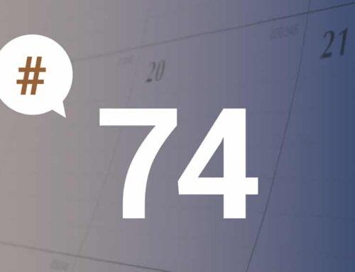 Le chiffre du mois: 74